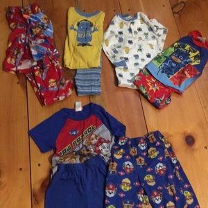 Other - 4T boys pajama sets
